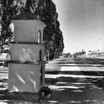 Blake – street foto, przydrożna kapliczka