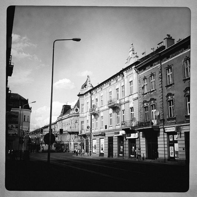 Jarosław ulica Słowackiego