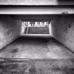Blake – street foto, tunel w Jarosławiu na osiedlu Kombatantów