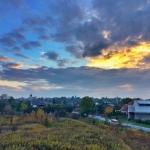 Mobilna fotografia – Jarosław jesienna panorama