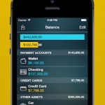 Aplikacje iPhone iOS – Money Pro – Bills, Budgets and Accounts w/ Sync, promo z €4.99 >> 0.99
