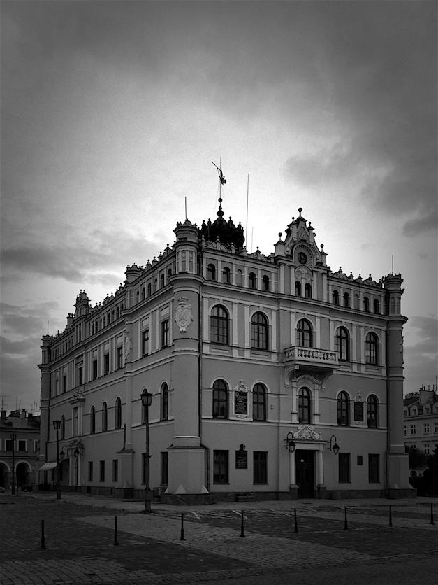 Jarosław Old Town