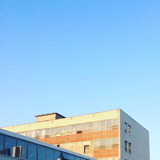 Jarosław Blake fotografia minimalne niebo