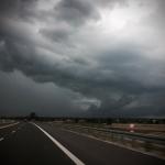 Burzowo na trasie, Białobrzegi