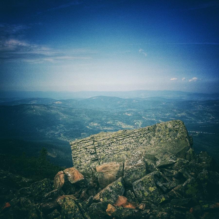 Krajobraz, Babia góra, Diablak