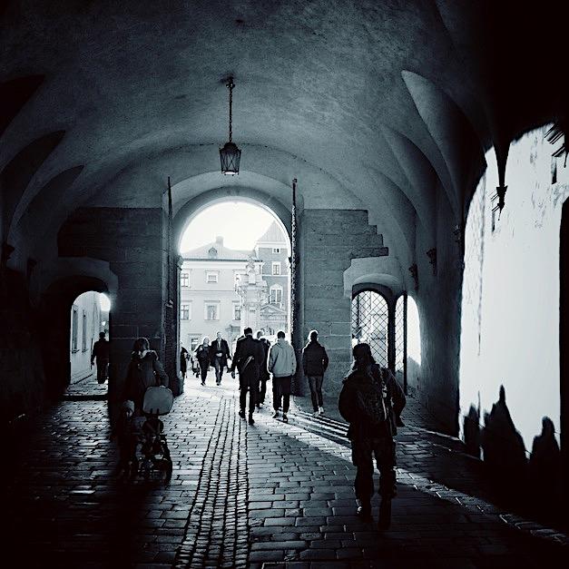 Kraków zamek Wawelski