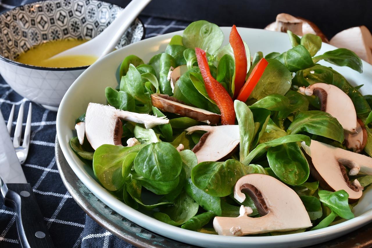 Wiosna według Pięciu Przemian. Przepisy wegetariańskie