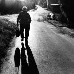 Blake – street foto, krok za krokiem