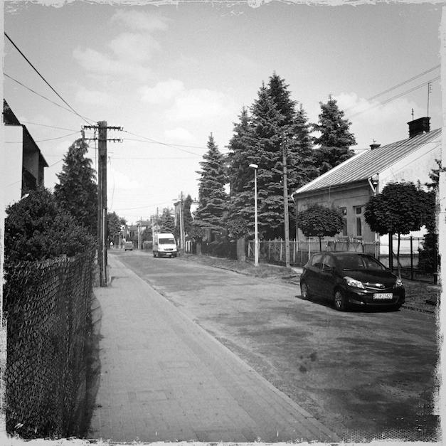 Jarosław ulica Paderewskiego