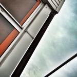 Fotografia mobilna – abstrakcja niebo