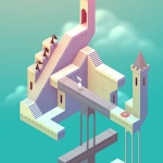 Gry iPhone -Monument Valley, promocja z €3.99 >> free