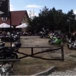 XXVI Międzynarodowy zlot motocyklowy. (Radawa zlot motocykli 2016)