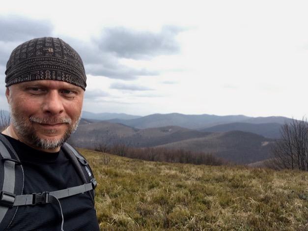 szczyt Jasło, Bieszczady
