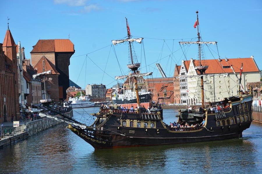 1 dzień – jak zorganizować zwiedzanie - Gdańsk