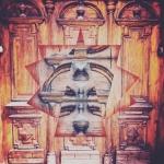 Tajemne drzwi – wariacja