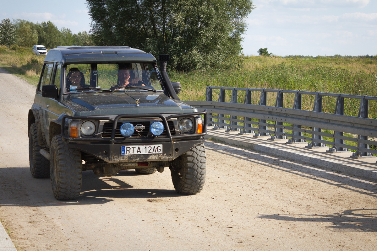 """""""Strasznie Fajny Festiwal"""" - Tarnobrzeg, samochody terenowe"""