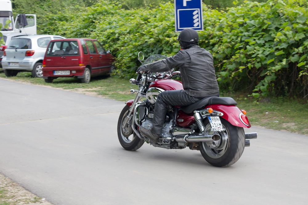 Radawa zlot motocykli