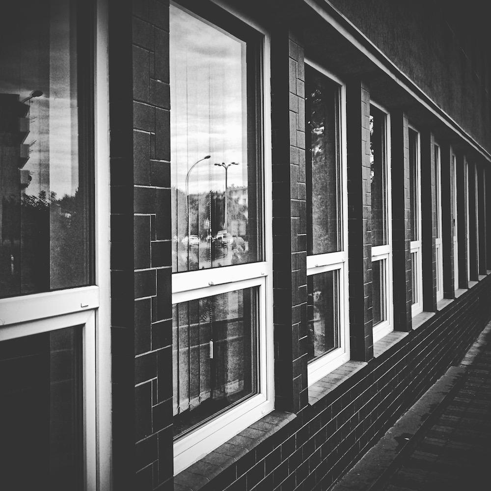 Okna, Przeworsk ul. plac Jana Pawła