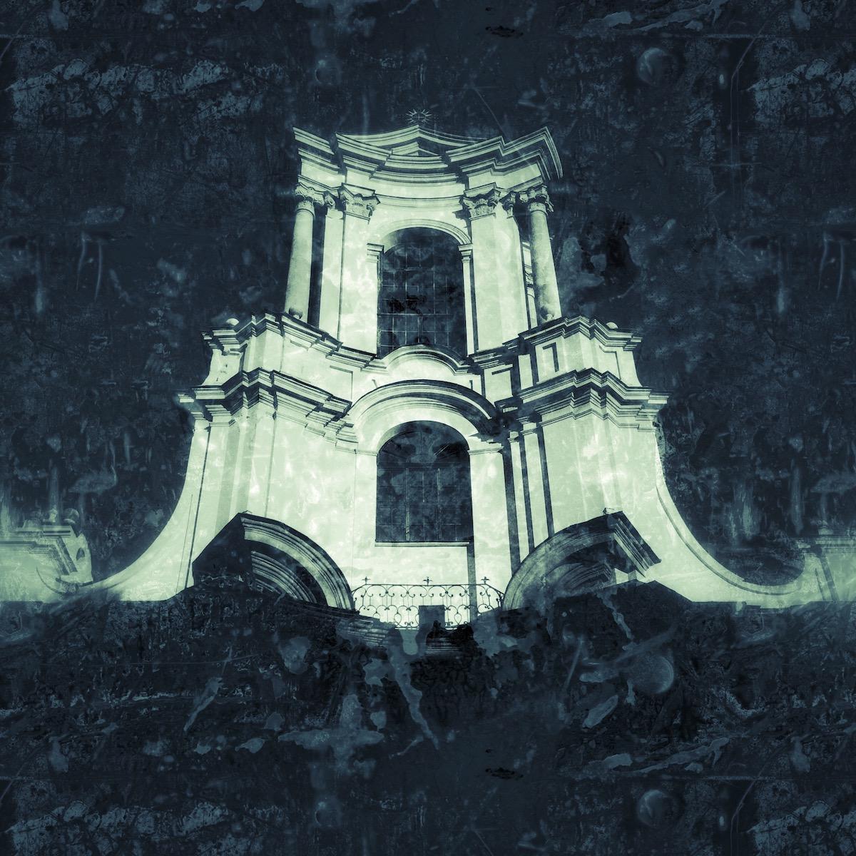 Kraków kościelna wieża