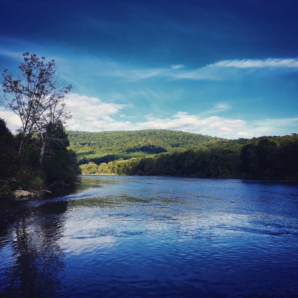 Lesko rzeka San