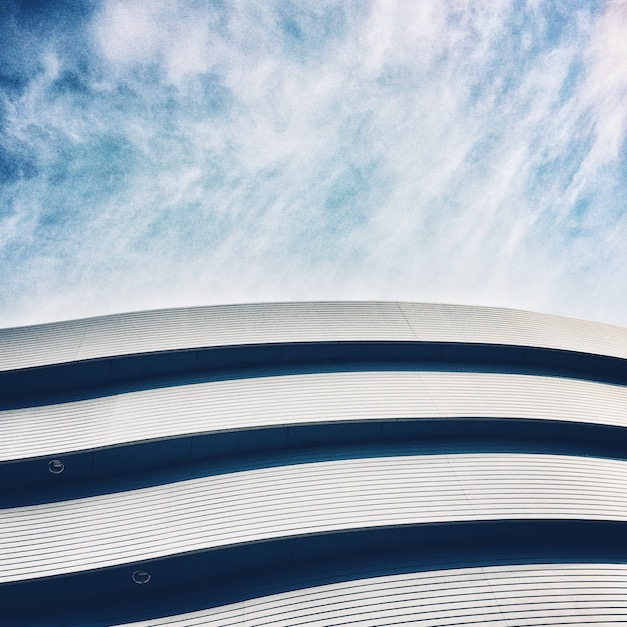 fotografia minimalizm fale