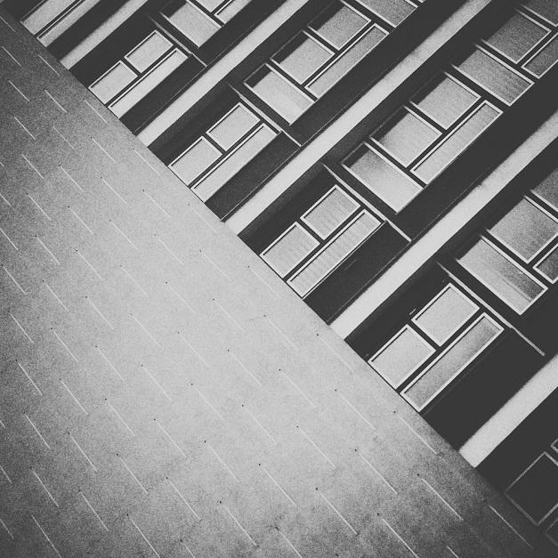 fotografia minimalizm okna