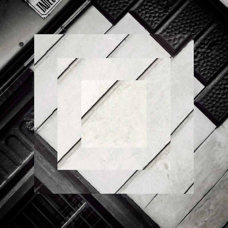 fotografia abstrakcja kwadraty