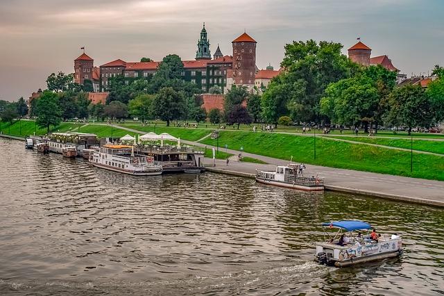 zwiedzanie Kraków Wawel