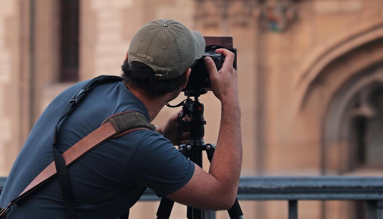adobe camera fotograf