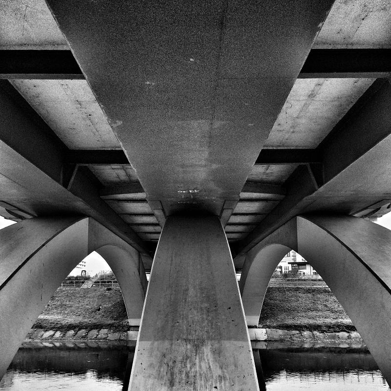 podpory mostu 2 Rzeszów