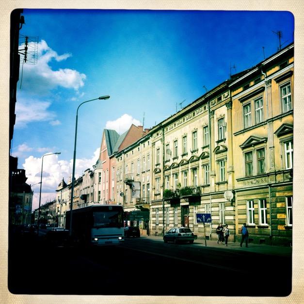 miasto Jarosław ul. Słowackiego