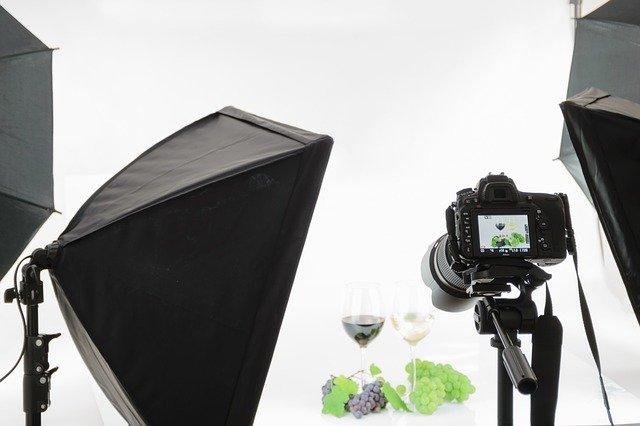 fotografia produktowa światło
