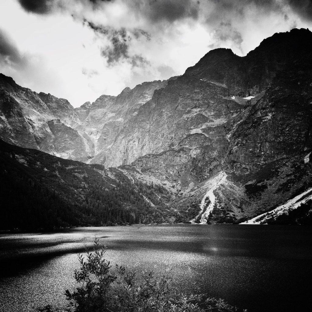 Tatry fotografia Morskie Oko
