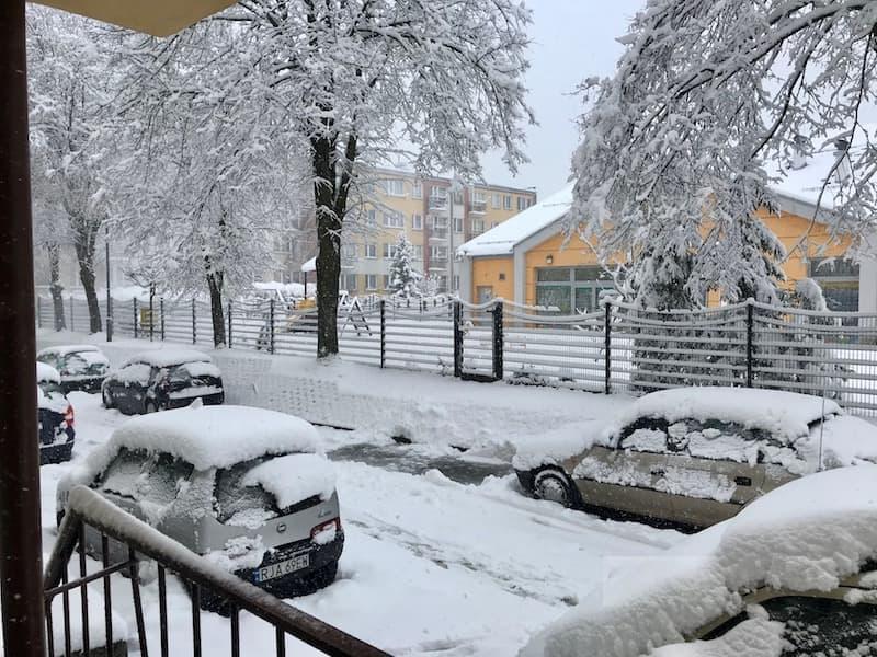 zima Jarosław 2021